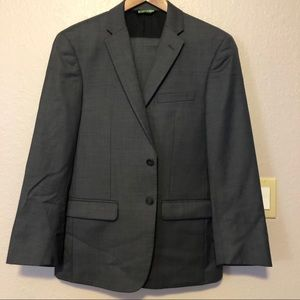 Jos A Bank men's suit, Travelers Collection